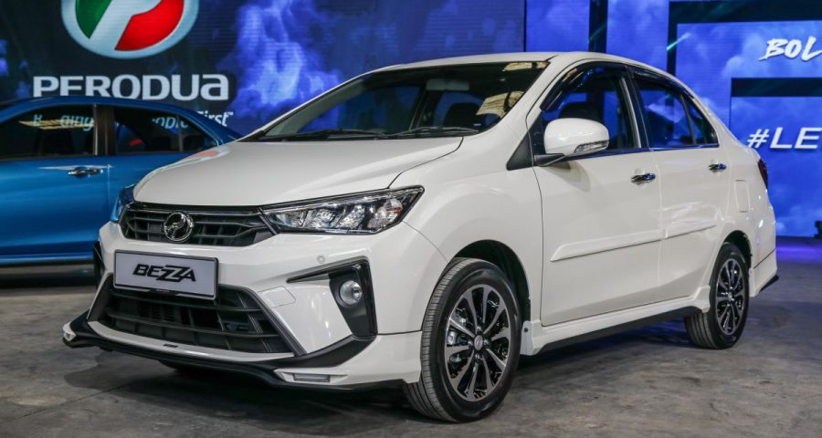 2020 Perodua Bezza GearUp accessories, in detail