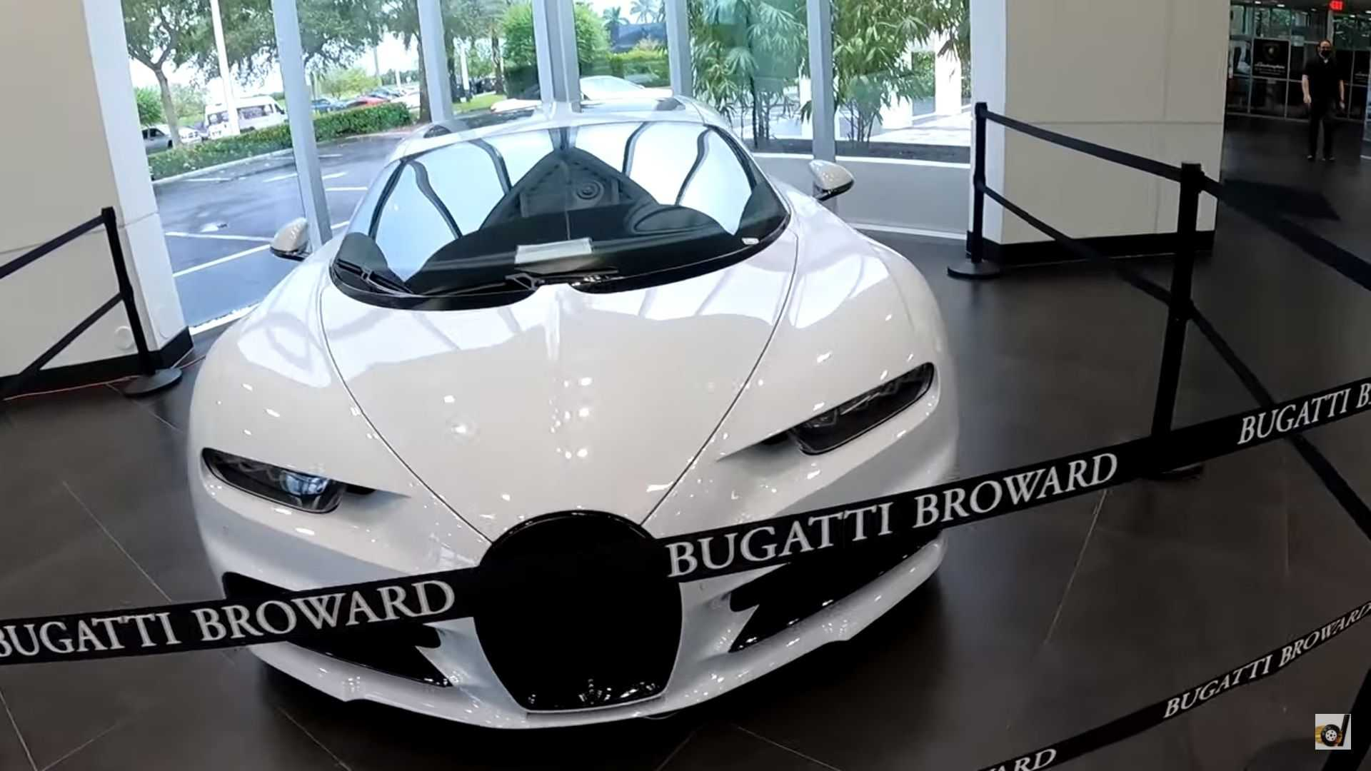 You Can Lease A Used Bugatti Chiron Sport For 66 000 A Month Carsmyfriends Com